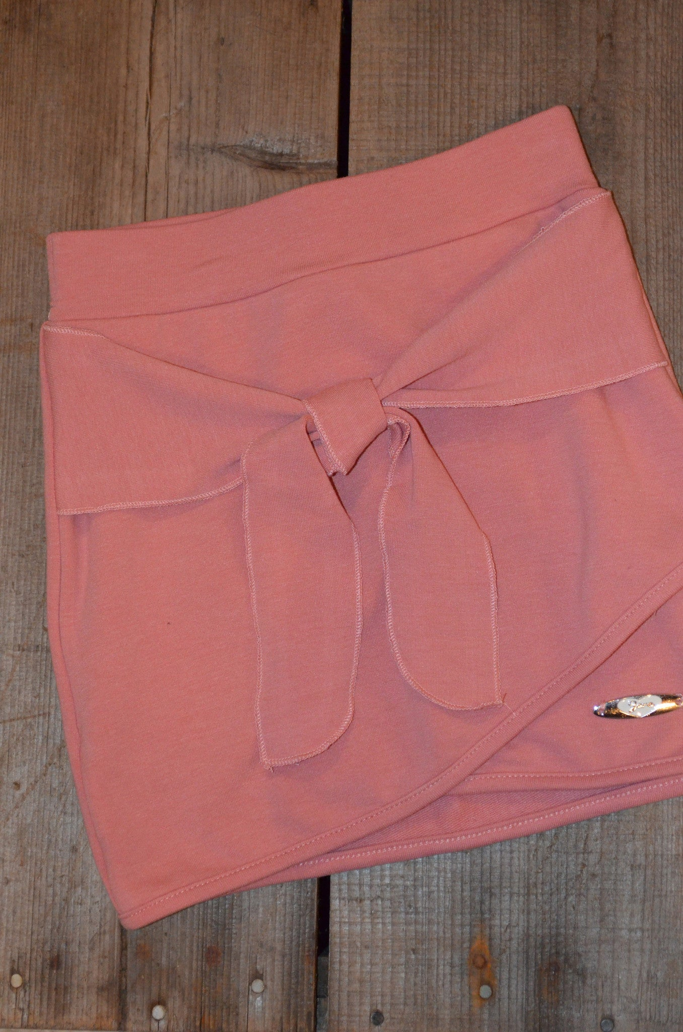 ZR - Maelle rose skirt