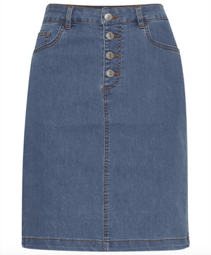 BY - Bylika denim skirt