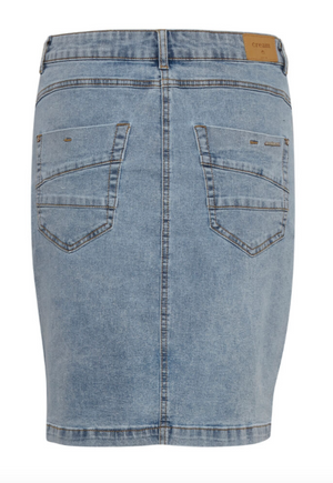 CR - Binka denim skirt