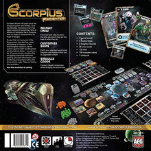 Load image into Gallery viewer, Alderac Entertainment Group Scorpius Freighter