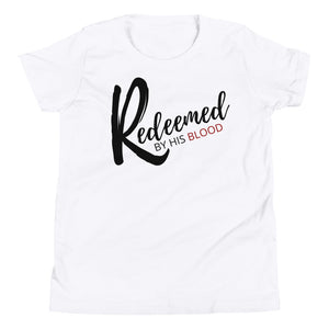 Redeemed - Youth Short Sleeve T-Shirt