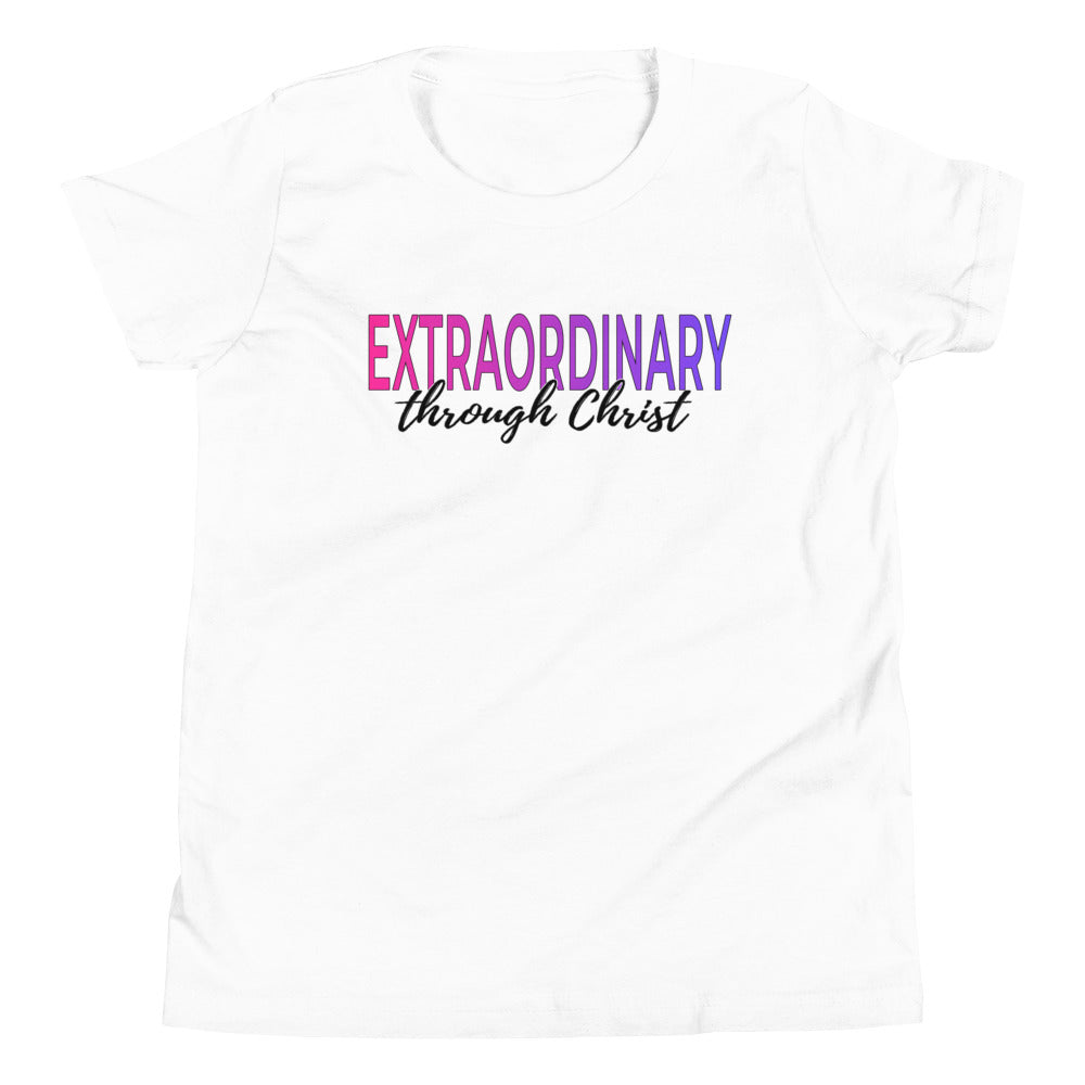 Extraordinary Through Christ - YOUTH