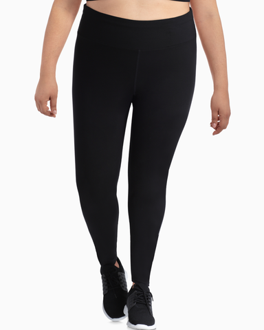 Halsey High Rise Legging | Black | (Master)