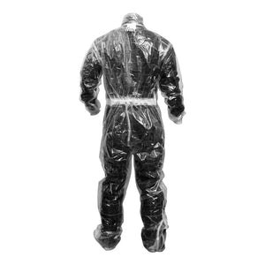 K1 RaceGear 1-Piece Rain Suit - Rear