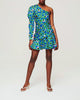 Christina Mini Dress Teal