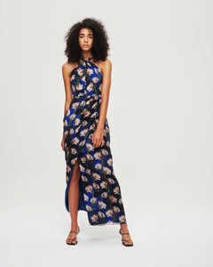 Alyona Halter Maxi Dress