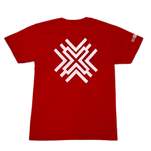 Load image into Gallery viewer, Fiery Red X Tee