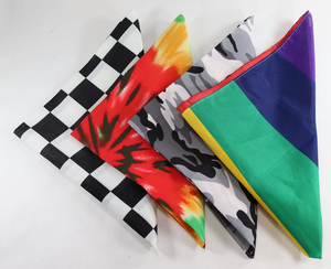 Bandanas (Various Styles/Colors)