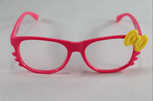 Load image into Gallery viewer, Hello Kitty Single Diffraction Glasses - Pink