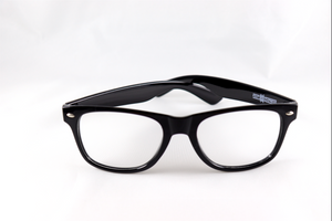 Wayfarer Single Diffraction Glasses - Assorted Frames