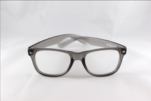 Load image into Gallery viewer, Wayfarer Spiral Diffraction Glasses - Assorted Frames
