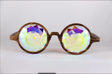 Load image into Gallery viewer, Diamond Kaleidoscope Glasses - Assorted Round Frames