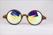 Load image into Gallery viewer, Pane Kaleidoscope Glasses - Assorted Round Frames