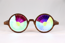 Load image into Gallery viewer, Portal Kaleidoscope Glasses - Assorted Round Frames