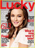 Lucky Magazine features Erin Healy
