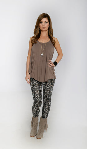 Diamondback Legging -  - 1