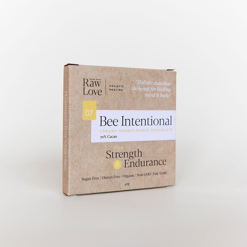 Bee Intentional Raw Chocolate 40g
