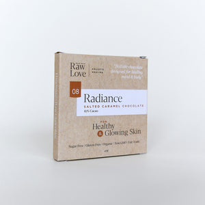 Radiance Raw Chocolate 40g