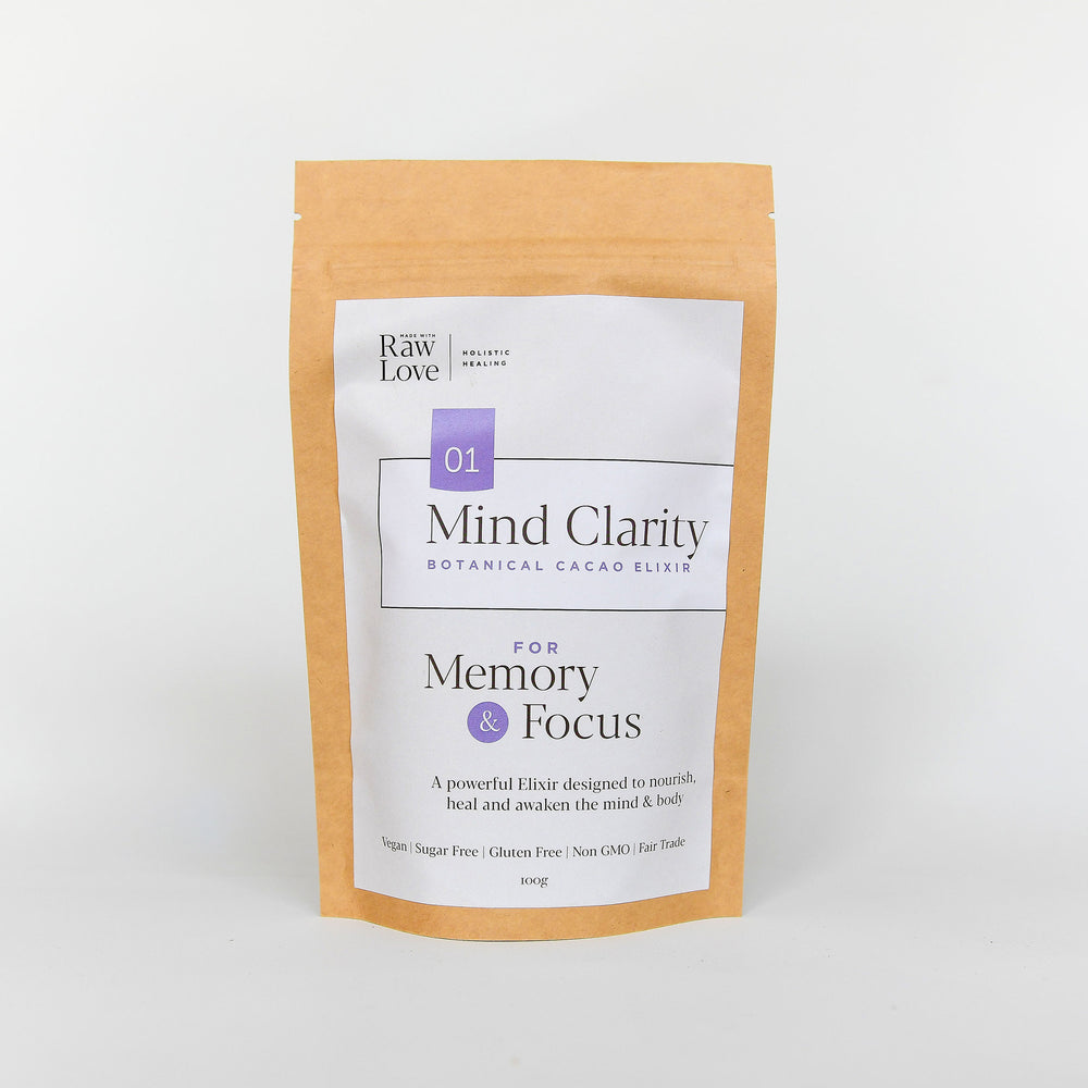 Mind Clarity Botanical Elixir