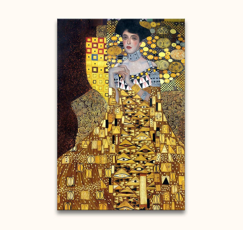 Gustav Klimt – Golden Dress