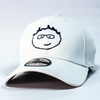 "White The Smoothie Shop's ""Smoothie Guy"" Hat by New Era 39Thirty"