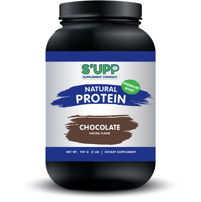 S'UPP Chocolate Protein - The Smoothie Shop & Supplements