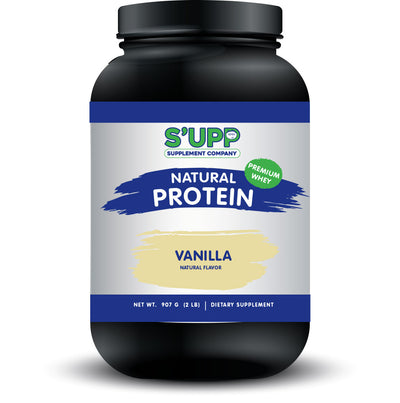 S'UPP: The Smoothie Shop's Original Vanilla Protein