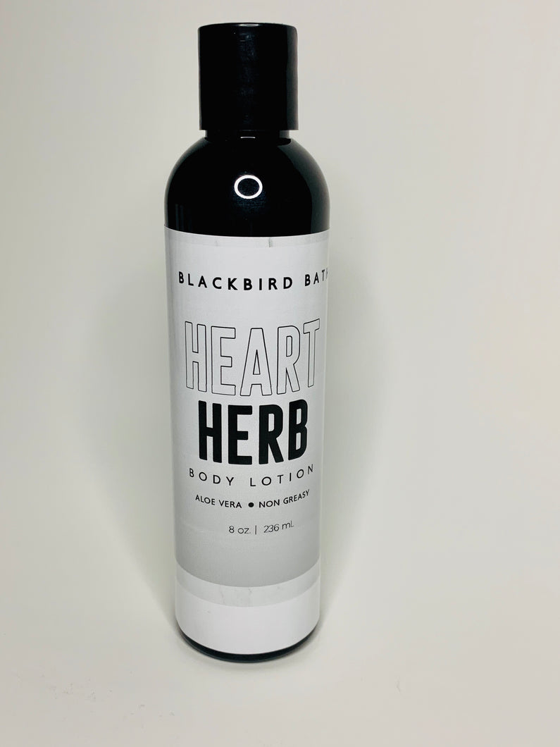 Heart Herb Lotion