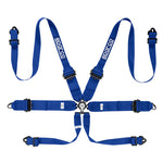 Sparco 6 Point HANS Compliant Harness