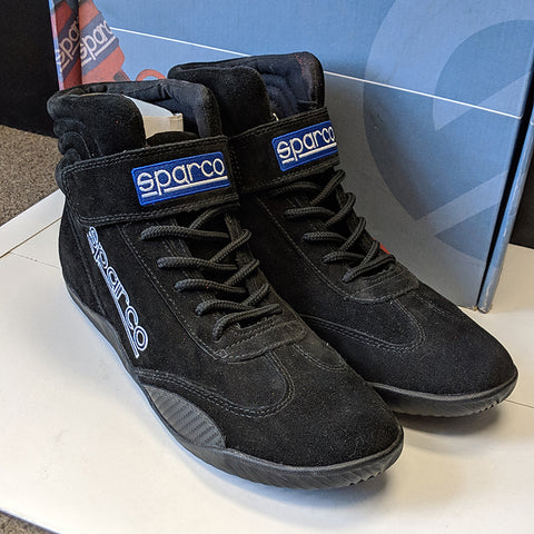 [Clearance] Sparco Race Shoe Size 11 Black