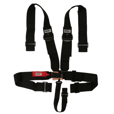 Crow Latch Link Pro Series 5 Point Clip In Harness