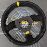 OMP Racing Trecento Steering Wheel