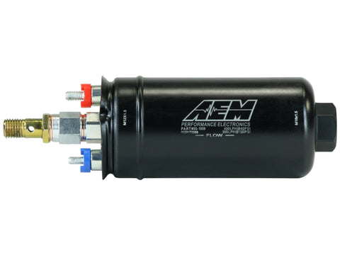 AEM 400LPH Metric Inline High Flow Fuel Pump