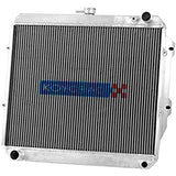 Koyo Toyota 84-95 Pickup 2WD/4WD/ 4Runner 2.4L I4 (22R/RE) MT Radiator