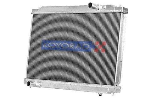 Koyo 92-00 Honda Civic Si/Del Sol (MT / w/ 28mm Hoses) Radiator