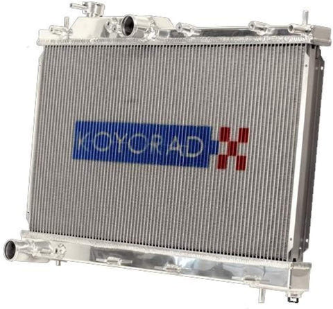 Koyo 97-00 Mitsubishi Evolution 4/5/6 Turbo (MT) Radiator *For use with 03-07 Evo Fan Shroud ONLY*