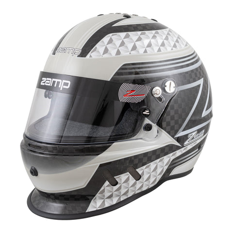 Zamp RZ-65D Graphic Carbon Fiber Racing Helmet (SA2020)