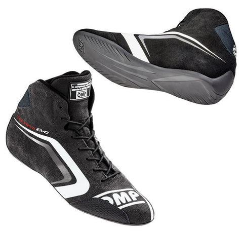 OMP Racing Tecnica Evo Driving Shoes