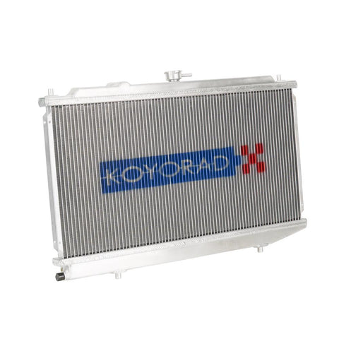 Koyo 88-91 Honda Civic / CRX EF Chassis w/B-Series (Manual Transmission) All-Aluminum Radiator