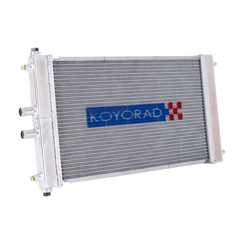 Koyo Dual Pass Universal Heat Exchanger (Radiator) - Turbocharged & Supercharged Applications