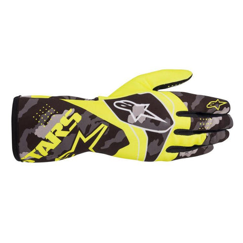 Alpinestars Tech-1 K Race S V2 Camo Karting Gloves