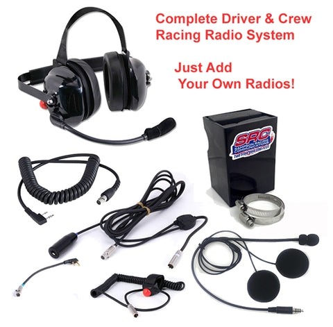 SRC Quick Start 2 Way Communication Package