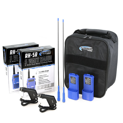 Rugged Radios Ready Pack