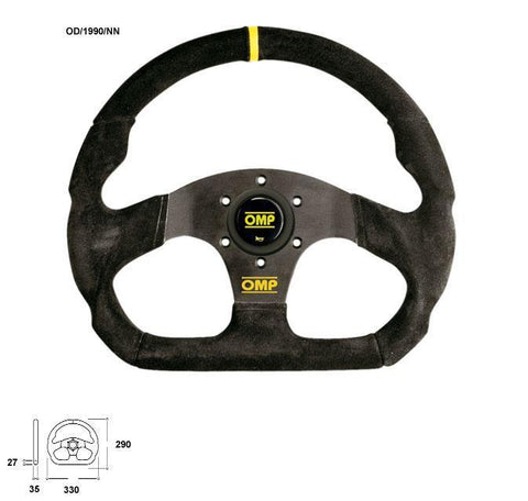 OMP Racing Superquadro Steering Wheel