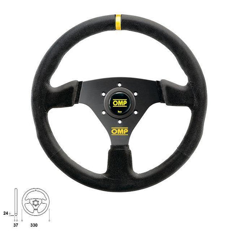 OMP Racing Targa Steering Wheel
