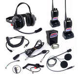 SRC Racing Radios Expert 5watt 2 Way Package