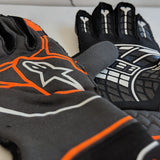 Alpinestar Tech 1-ZX Stiching and Grip