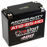 Antigravity AT12BS Heavy Duty Re-Start Battery