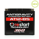 Antigravity AT12BS Re-Start Battery