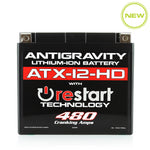 Antigravity ATX12 Heavy Duty Re-Start Battery